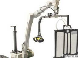 Мобильный рентгеноскопический контроль для саперных служб