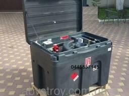 Резервуар для дизельного топлива 450л
