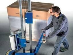 Мобильный робот упаковщик, паллетайзер Robopac