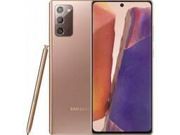 Мобильный телефон Samsung Galaxy Note20 SM-N981U 128Gb Mystic Bronze