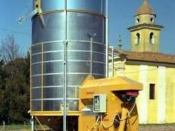 Мобильные зерносушилки Mecmar