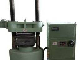 Модернизация Испытательного Пресса П-50