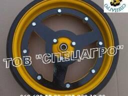 Модернизация копирующего колеса сеялки JOHN DEERE