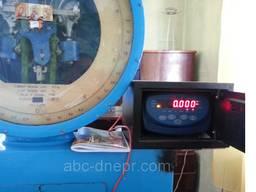 Модернизация механических 30т весов в 40т электромеханически