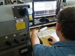 Модернизация стилоскопа СЛ-13, Спектр
