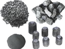 Модификаторы для стали и чугуна ФСБа, ФСМг Чугун передельный, чугун литейный