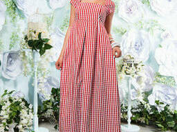 Модное платье в пол 42-44 , доставка по Украине