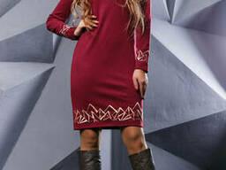 Модное женское платье(44-50р) , доставка по Украине
