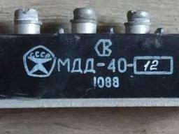 Модуль диодный МДД-40-12