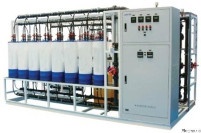 Модуль электродеионизации Ecosoft