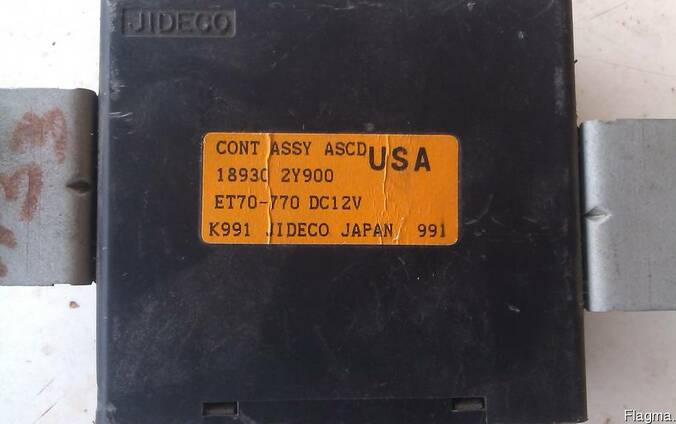 Модуль Круиз-контроль Ниссан Максима СА33 18930-2Y900