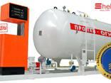 Модуль LPG (Пропан), АГЗС, АГЗП, СЗГ, газовая заправка - фото 2