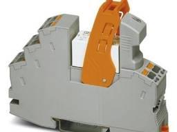 Модуль реле RIF-1-RPT-LV-230AC/2X21, Push-in
