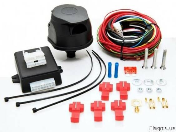 Модуль согласования фаркопа Unikit 1L, электрика для фаркопа