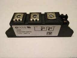 Модуль тиристорный MCMA65P1200TA, MCC65-12 производства IXYS