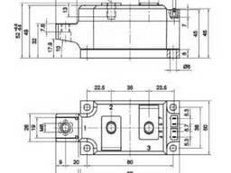 Модуль тиристорный SKKT250 16E