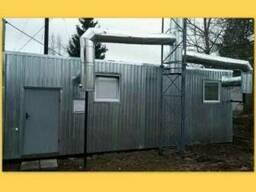 Модульная блочная котельная в любой точке Украины, зарубежья