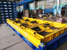 Модульні контейнери для перевезення рулонів листової сталі