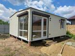 Модульный домик для дачи 6х7м - фото 1