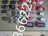 Молдинг, решетка, спойлер Mitsubishi Pajero Sport 2009-2013 - фото 5