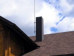 Молниезащита домов и сооружений