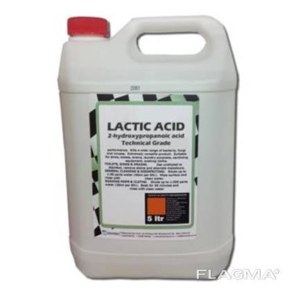 Молочная кислота (добавка Е270)