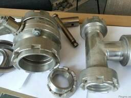 Молочная трубопроводная арматура ду 80 и Ду 50 , ГДР