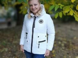 Молодежная демисезонная куртка (44-46), доставка по Украине