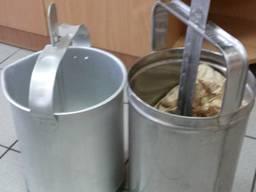 Молокомеры алюминиевые и нержавеющие