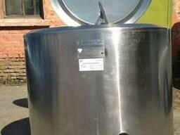 Молокоохладитель Б/У ALFA LAVAL открытого типа на 500 литров