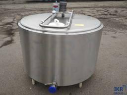 Молокоохладитель Frigomilk, Wedholms, Japy объемом 550 литров / Молокоохолоджувач Frigomil