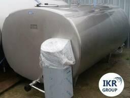 Молокоохолоджувач Б / У ALFA LAVAL 5000 закритого типу http