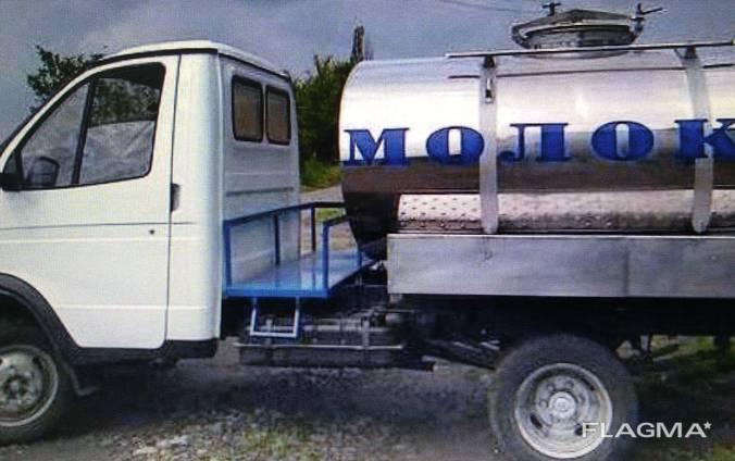 Молоковоз на шасси Газель Бизнес