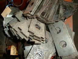 Молоток к дробилке ДМБ-10
