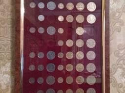 Монеты, Украины, СССР, стенд, планшетка, подарок, хобби