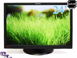 """Монитор Lenovo LT2452pwC / 24"""" / LED IPS / 1920x1200 / 400"""