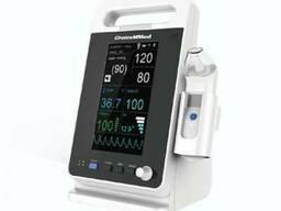 Монитор пациента MD2000C (SpO2, ЧП, Ip, НиАд, Темп)
