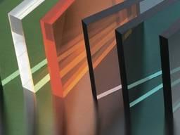 Монолитный поликарбонат 12мм цветной