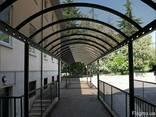 Монолитный поликарбонат Херсон бронза 4мм - фото 2