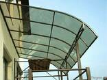 Монолитный поликарбонат Херсон бронза 4мм - фото 5
