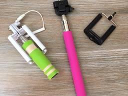 Монопод мини-монопод для селфи на iPhone селфи-палка - фото 2