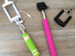 Монопод мини-монопод для селфи на iPhone селфи-палка - фото 4