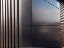 Монтаж алюминиевых композитных панелей - photo 7