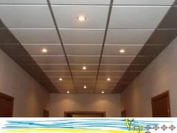Монтаж армстронга в Херсоне. Подвесные потолки в Херсоне