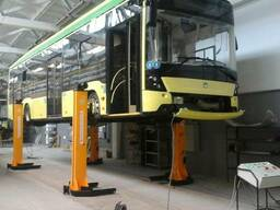 Монтаж автосервисного оборудования