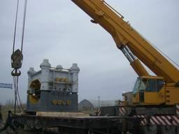 Перевезення, монтаж, демонтаж промислового обладнання