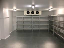 Продам морозильную установку для камеры 160 м. куб