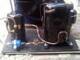 Монтаж холодильных агрегатов, Холодильные агрегаты установка