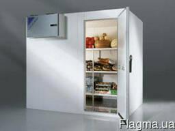 Монтаж холодильных,морозильных камер под ключ.