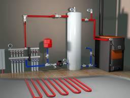 Монтаж и обслуживание отопления в коттеджах и дача